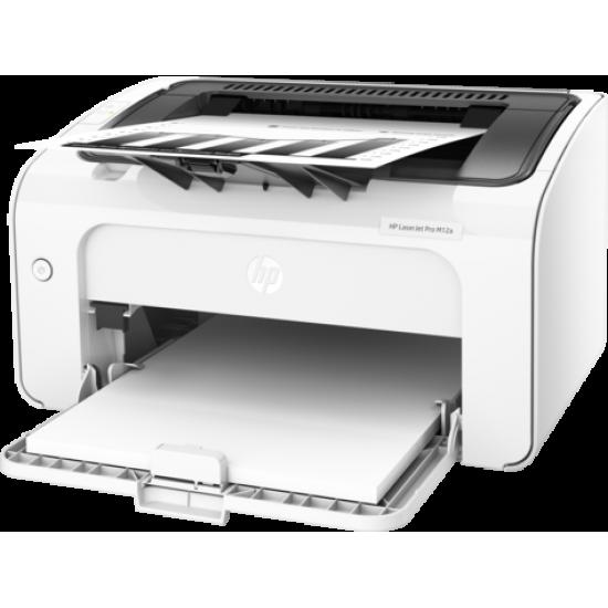 پرینتر لیزری اچ پی مدل HP LaserJet Pro M12a