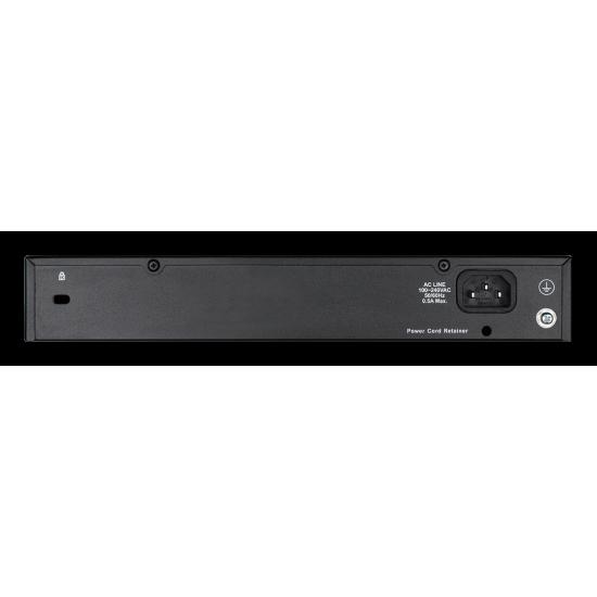 سوییچ 24 پورت غیر مدیریتی و رکمونت دی-لینک مدل DES-1024D