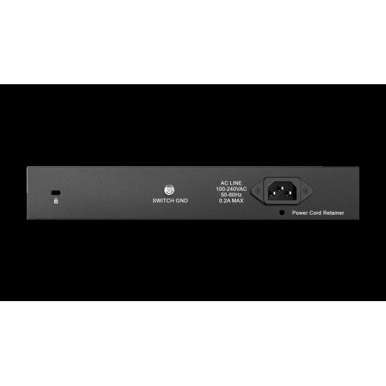 سوییچ 16 پورت غیر مدیریتی و دسکتاپ دی-لینک مدل DGS-1016A